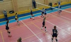 В Клину состоялся турнир по волейболу среди женщин (28.12.2019)