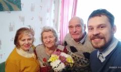 В Наро-Фоминске чествуют Юбиляров (02.02.2020)