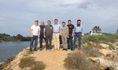 Группа депутатов-коммунистов во главе с Владимиром Кашиным посетила греческий Афон (24.05.2015)