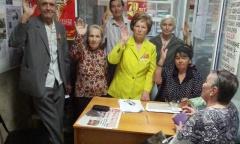Сергиев Посад: борьба за принятие закона о «Детях войны» продолжена (27.05.2015)
