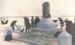 Можайские коммунисты почтили память о Ленине (22.04.2020)