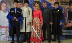 Подмосковные бойцы «Русского лада» взяли чемпионские пояса (20.06.2015)