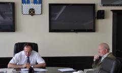 Виталий Федоров провел прием населения в городском поселении Сергиев Посад (20.06.2015)
