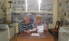 Коммунисты Фрязино собирают подписи против отмены бесплатного проезда для пенсионеров (03.07.2015)