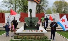 День Победы в Можайске (09.05.2020)