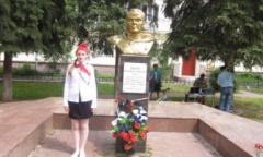 Воспитание истинных патриотов самая важная задача коммунистов  (11.07.2015)