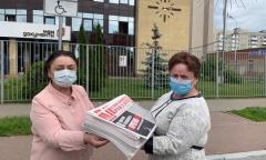 Домодедовские коммунисты продолжают работать (15.06.2020)