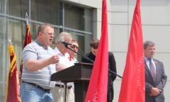 Митинг в Домодедово (18.07.2015)