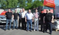 Подмосковные коммунисты отправили гуманитарный конвой в честь 75-летия Великой Победы для ветеранов, тружеников тыла и «Детей войны» в городские округа региона (25.06.2020)
