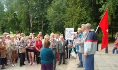 Митинг в Долгопрудном (18.07.2015)