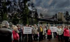 Митинг в Балашихе (21.07.2015)