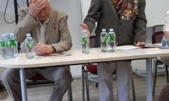 Коммунисты из Орехово-Зуево в гостях у Фонда «Детей войны» (22.07.2020)