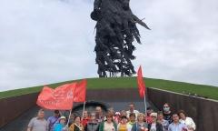 Поездка к Ржевскому мемориалу! (28.07.2020)