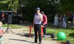 Серпухов: день ВДВ под красными флагами! (02.08.2015)