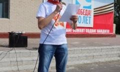 Митинг в Подольске (09.08.2015)