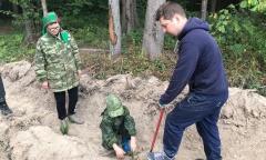 Мы сажаем лес Победы! (05.09.2020)