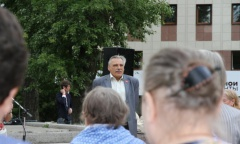 Митинг в Реутове (30.07.2015)