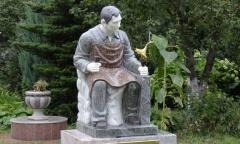 Открытие памятника «Человеку Доблестного труда» (13.09.2020)