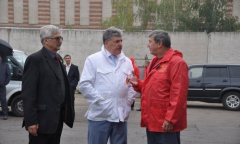 Коммунисты отправили в Новороссию юбилейный 40-ой гуманитарный конвой (18.08.2015)