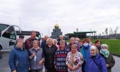 Щёлковские коммунисты организовали экскурсию для ветеранов и инвалидов городского округа (10.10.2020)