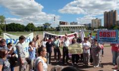Одинцовский район – точка кипения достигнута (15.08.2015)