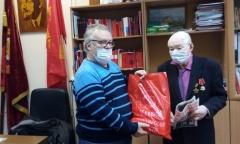 Коммунисты Рузы помогают нуждающимся (19.11.2020)