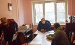 Депутат-коммунист Александр Наумов провел прием граждан в городах Чехов и Домодедово (20.11.2020)