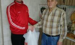 Акция «Своих не бросаем» в Ногинске (30.11.2020)