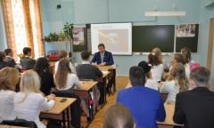 Визит Владимира Кашина в Люберецкий район (01.09.2015)