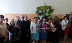 Александр Галдин посетил Шаховскую школу- интернат (01.09.2015)