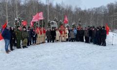 День памяти воинов-интернационалистов отметили в Лобне (12.02.2021)