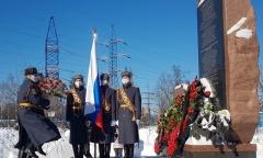 В Химках прошел митинг в память о выводе советских войск из Афганистана (15.02.2021)