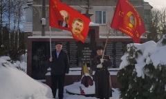В день Советской Армии и Военно-Морского флота (23.02.2021)