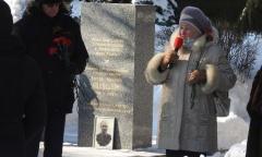 В Можайске прошёл памятный митинг (18.02.2021)