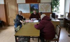 Депутат-коммунист Александр Наумов провёл приём жителей в Серпухове (02.03.2021)