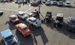 Волоколамский район: Завершился международный кольцевой чемпионат ретро-автомобилей «MOSCOW CLASSIC GRAND PRIX 2015» (24.09.2015)