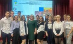 Открытый разговор с старшеклассниками города Щёлково (14.04.2021)
