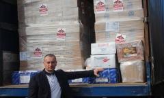 Гуманитарная помощь доходит до адресата (07.10.2015)