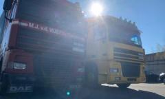 91-й конвой для Юго-Востока Украины ушёл из Подмосковья (26.04.2021)