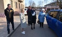 Проект «С заботой о вас»запущен в Лотошино (27.04.2021)