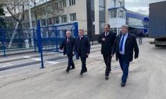 Состоялось выездное заседание фракции КПРФ Московской областной Думы (29.04.2021)