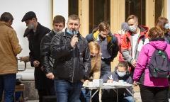Наукоград Дубна против открытия предприятия по переработке строительных отходов в городской черте (01.05.2021)