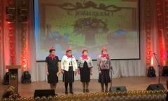 Бронницкий лицей отметил 55-летний юбилей (23.10.2015)