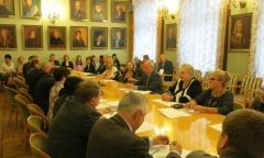 Отчётно-выборная конференция Вольного экономического общества Московской области (23.10.2015)