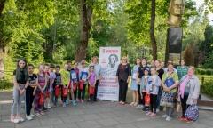 День русского языка в Монино (06.06.2021)