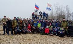 В Сергиевом Посаде прошёл чемпионат по лазертагу (10.11.2015)