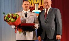 День сотрудников органов Внутренних дел России отметили в Серпухове (10.11.2015)