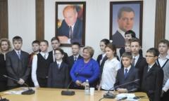 Парламентский урок и молодежная политика (17.11.2015)