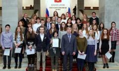 Алексей Русских: Талантливые дети – наше будущее (23.11.2015)