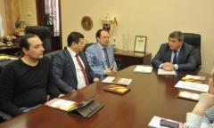 Константин Черемисов встретился с членами Общественной палаты Московской области (18.11.2015)